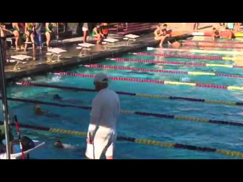 El Modena High school swim 2016 breaststroke