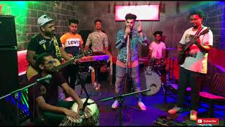 Hummer At Jamming Session | Arsh Maini With Live Band