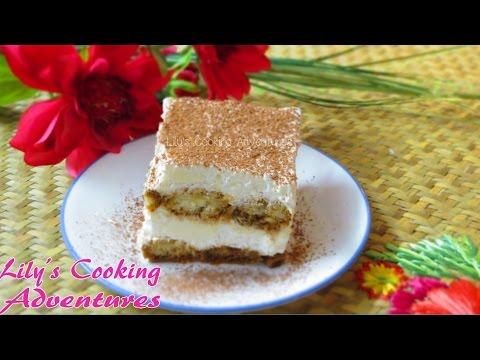 Bánh Tiramisu (Cách làm bánh Tiramisu đơn giản) How to make Tiramisu