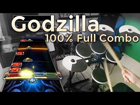 Blue Öyster Cult - Godzilla 100% FC (Expert Pro Drums RB4)