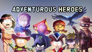 Chaos Mode: Adventurous Heroes | South Park Phone Destroyer