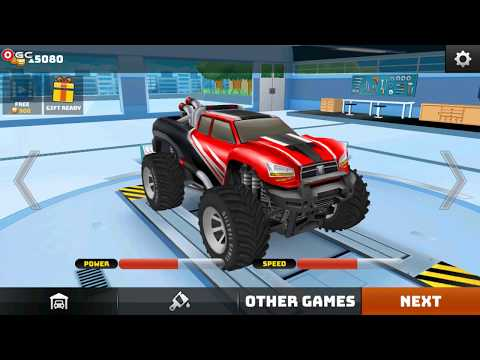 Mountain Climb Stunt / Stunt Is A Racing Game / Android Gameplay FHD