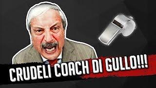 TIZIANO CRUDELI COACH DI GULLO!!