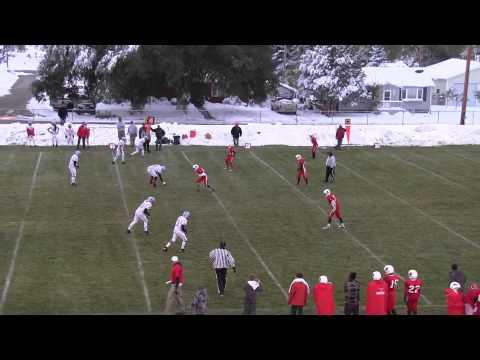 Meeteetse High School Football vs. Wyoming Indians