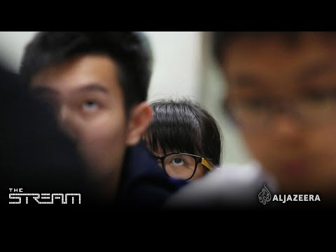 The Stream - Hong Kong's 'lost generation'?