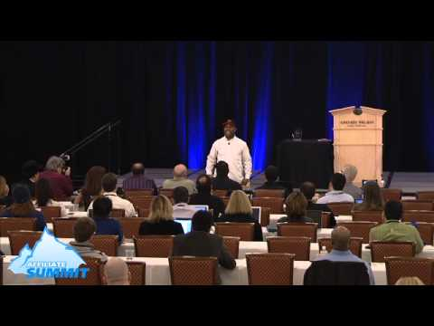 Eric Thomas Keynote at Affiliate Summit West 2012