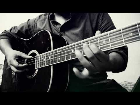 Tere Liye Guitar Tabs Instrumental Cover l Veer Zaara l Abhijeet Prasad