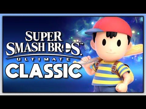 Super Smash Bros. Ultimate - Classic | Ness thumbnail