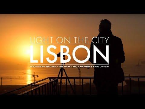 Trailer Light On The City - Lisbon
