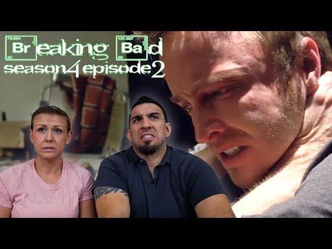 Breaking Bad Season 4 Episode 2 'Thirty-Eight Snub' REACTION!!