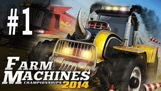 Farm Machines Championships 2014 - Part 1 - Gameplay 1080p 60 fps