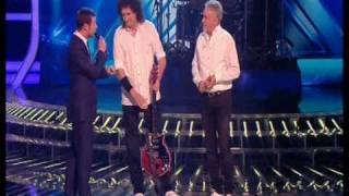 Queen Bohemian Rhapsody Xfactor 2009