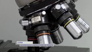UVSQ : Un nouveau laboratoire inauguré avec le CNRS