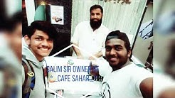Dinner with friends @new cafe sahar family restaurant