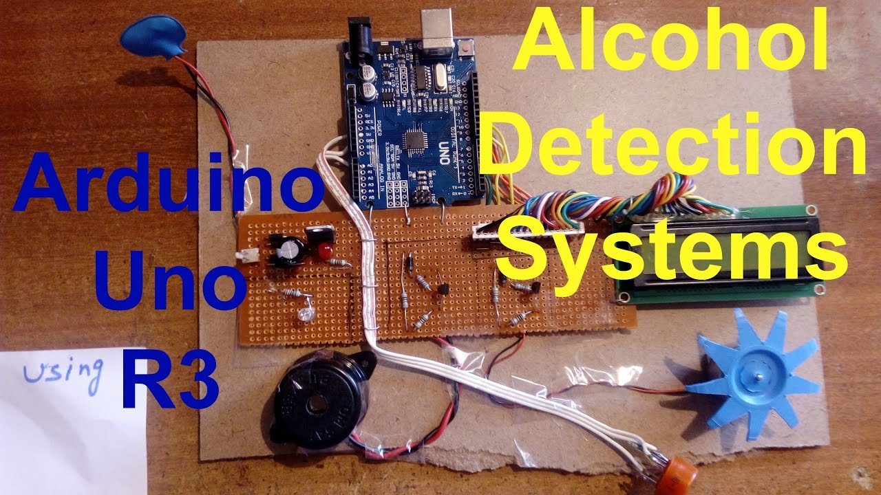 Alcohol Detection Systems >> Alcohol Detection Systems Using Arduino Uno R3