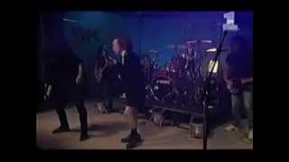 ACDC - VH1 Rehearsals - 1996 Ballbreaker Tour