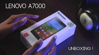 Lenovo A7000 ( Indian Retail Unit ) Unboxing and Hands On