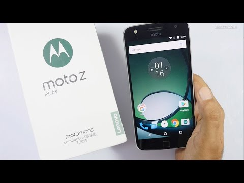 Moto Z Play | PH Price | Unboxing | Review | Camera | Impression | Features