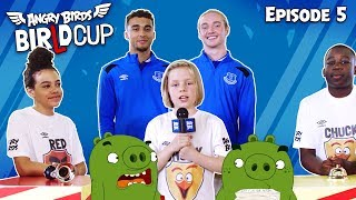 Angry Birds - BirLd Cup | The Quiz - Ep.5