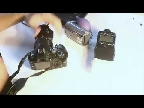 Hướng Dẫn Cách Kiểm Tra Body Máy ảnh DSLR