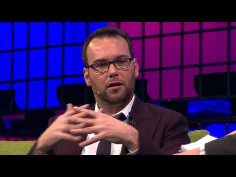 Web Summit 2014 Day Two  Dana Brunetti and Matt Garrahan