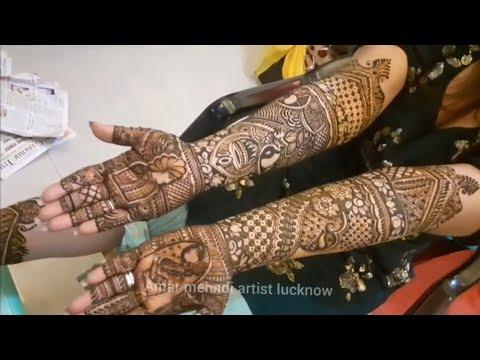 Mehndi artist in lucknow