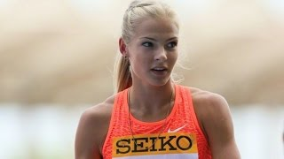 Darya Klishina New HD Video