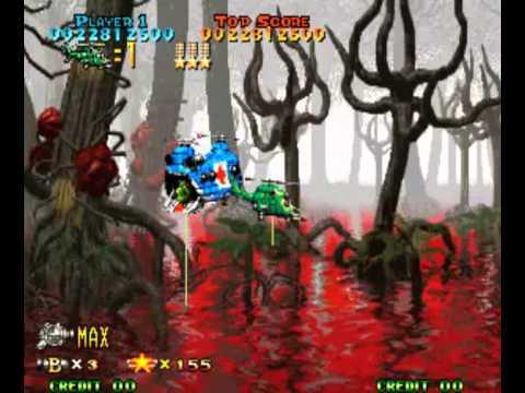 Prehistoric Isle 2 (Neo Geo longplay) - A longplay video of the Neo Geo game Prehistoric Isle 2, a horizontal schmup (shoot-em-up) game.