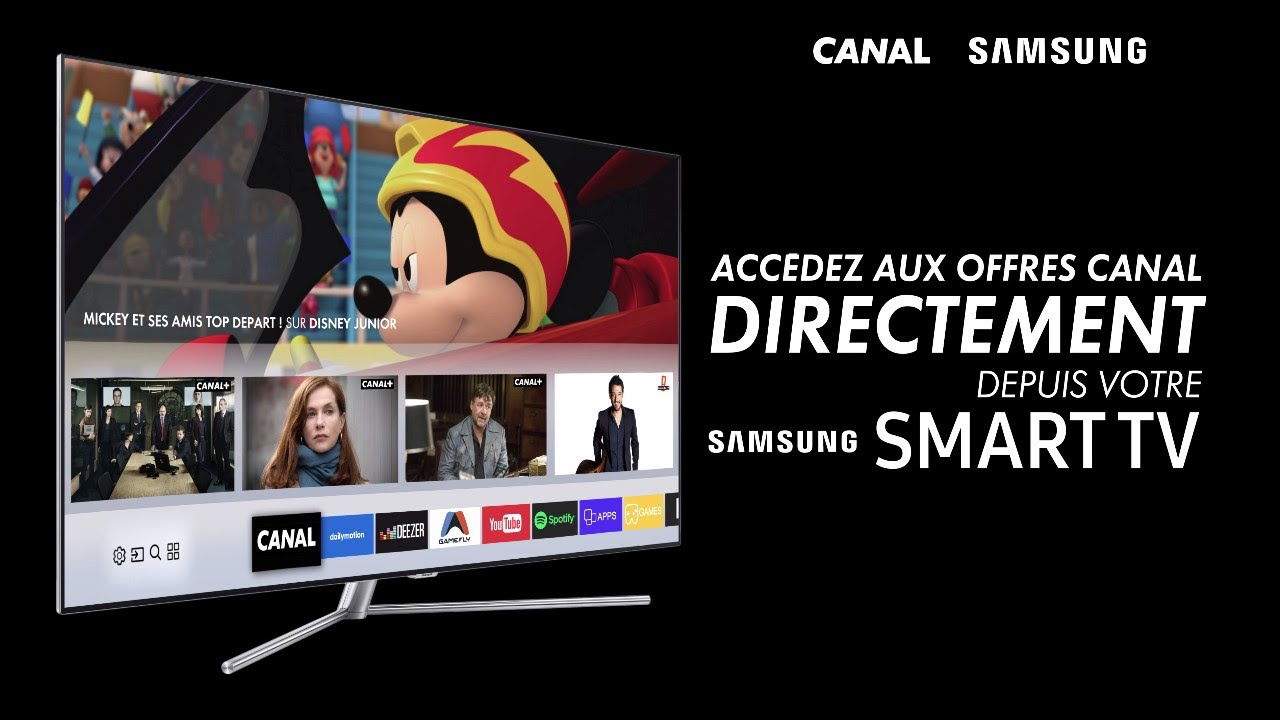canalplay sur smart tv