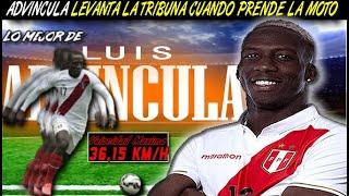 """Cover images Luis Advincula """"El Rayo"""" ► Skills, Mejores Jugadas, Lujos, Goles ● Selección Peruana 2020"""