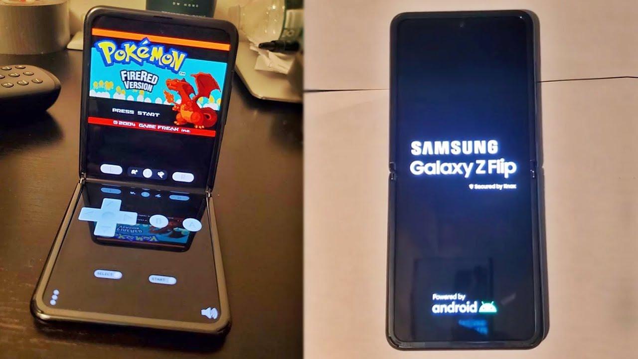 Samsung Galaxy Z Flip - DETAILED HANDS ON VIDEO