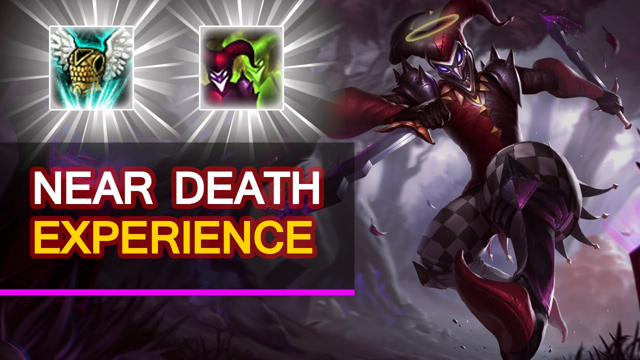 Shaco Build S7: NEAR DEATH EXPERIENCE (Jungle Season 6)