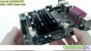 Unboxing de la placa base ASRock Q1900B-ITX
