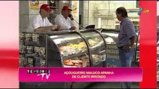 Repeat youtube video Pegadinhas Te Peguei na TV 19/01/2014 Completo