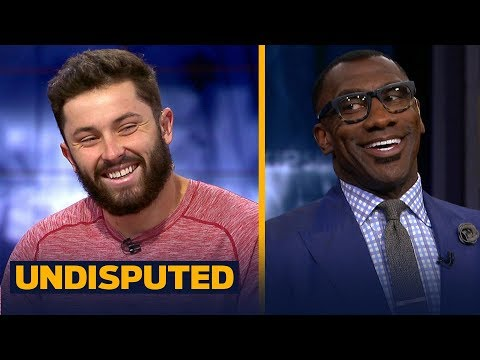 Baker Mayfield on Cleveland's young talent and preparing for upcoming NFL season  NFL  UNDISPUTED