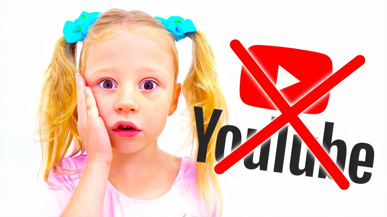 Download Nastya et papa, que se passe-t-il si la chaîne YouTube Kids disparaît