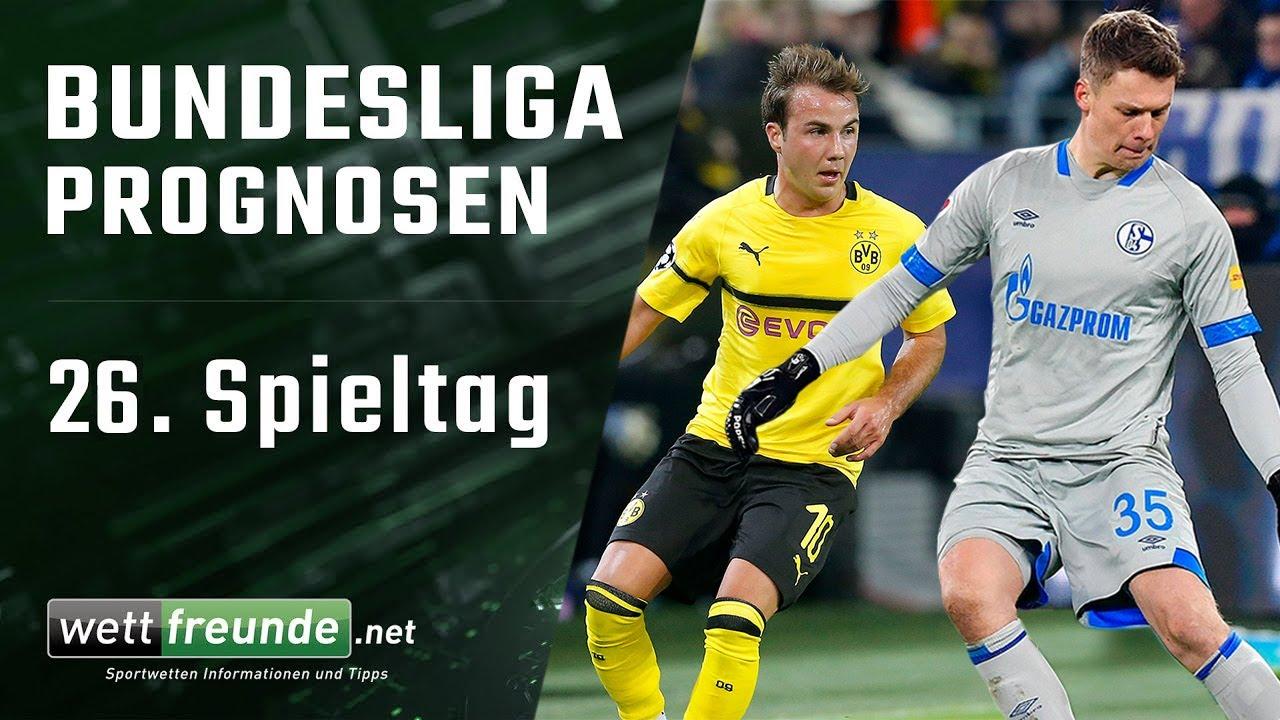 FuГџball Bundesliga Tipps Vorhersage