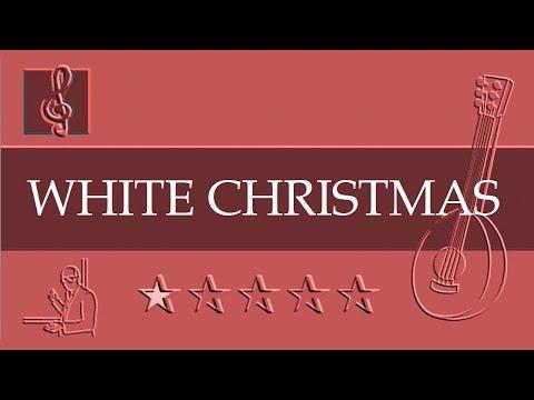 Mandolin TAB - White Christmas - Christmas song (Sheet Music)