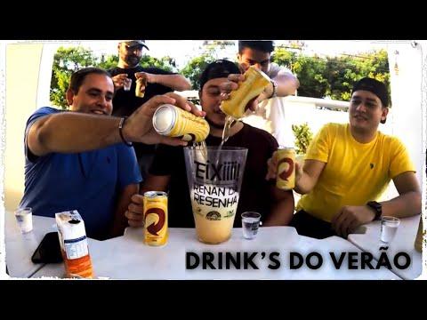 Drinks do Resenha | Verão