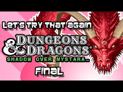 Let's Try That Again - Dungeons & Dragons: Shadow Over Mystara - Part 6