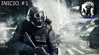 SWAT 4 #1 O INICIO! (Gameplay PT-BR)