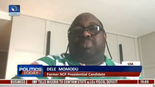 Politics Today Dele Momodu Advocates Peacful Coexistence Between Arms Of Government