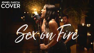 Sex on Fire - Kings Of Leon (Jennel Garcia ft Daniel of Boyce Avenue & Sean Daniel acoustic cover)