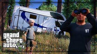 CAMPING MIT DEM KIND! - GTA 5 REAL LIFE MOD