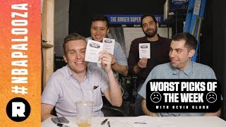 Worst Picks of the Week | #NBAPalooza Edition | The Ringer