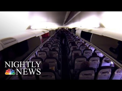 Exclusive: Undercover Air Marshal Details TSA's 'Quiet Skies' Program | NBC Nightly News