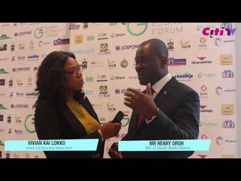 GEF '17: MD of Zenith Bank Ghana on energy sector bond