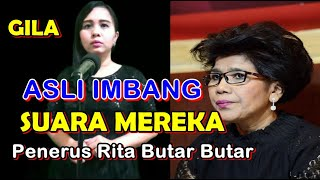Download Lagu Imbang tu Rita Butar Butar Soara i Poang || Unang Gabusi Au - Lagu Batak Viral - Jeli Plo Hutagaol mp3