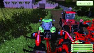 Farm Sim Saturday corn  and modding