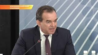 Медведев поддержал инициативу губернатора Кубани об увеличении субсидий производителям сх-техники